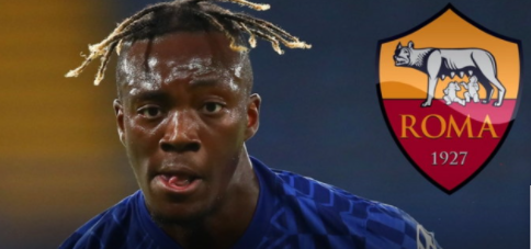 Roma have agreed a fee for Abraham from Chelsea