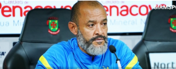 Nuno chooses his best team in defeat against Pagos