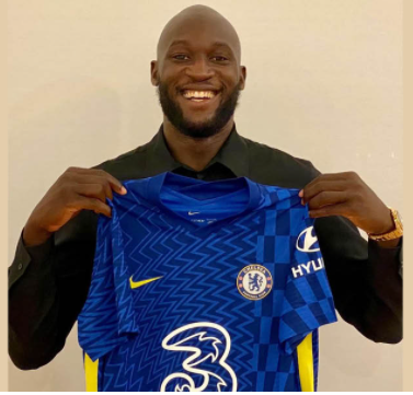 Lukaku receives number 9 Chelsea, ready to face Arsenal