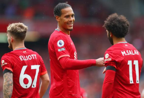 Liverpool vs Burnley: Liverpool's Player ratings